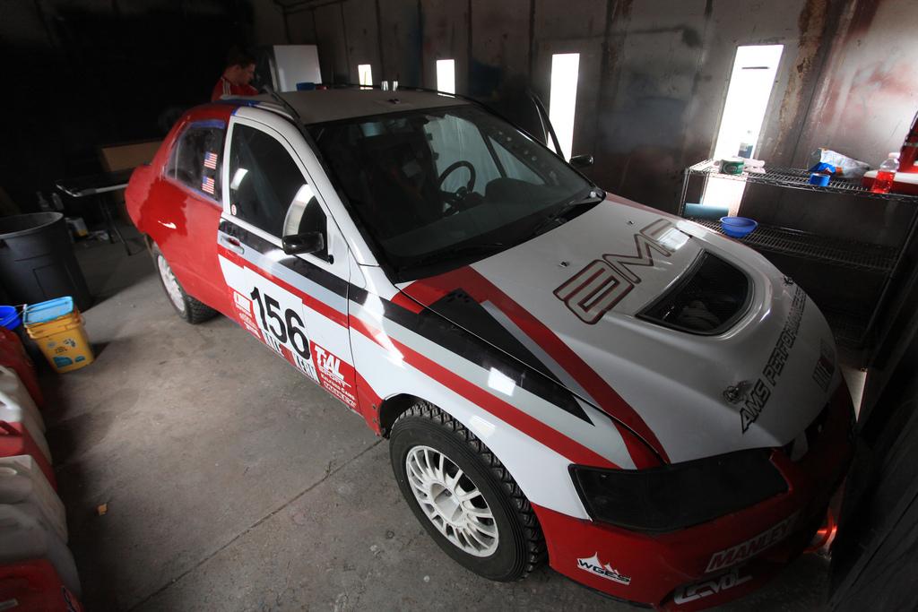 Kern Racing's Evo build for 2012